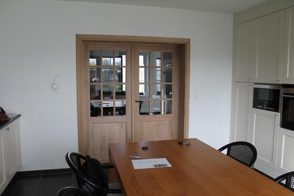 Kastenwand Keuken Inbouwen : Afbeelding 7 over binnendeuren gemaakt door interieurschrijnwerker