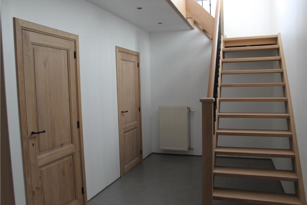 Kastenwand Keuken Inbouwen : Afbeelding 2 van project 8 over parket leggen door
