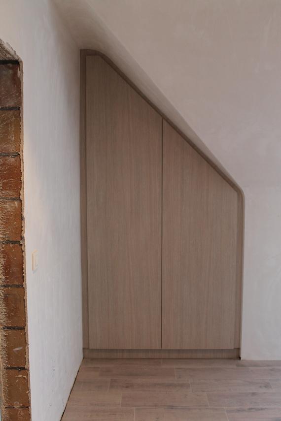 Kastenwand Keuken Inbouwen : Afbeelding 13 van project 2 over Schrijnwerker Stijn Janssens